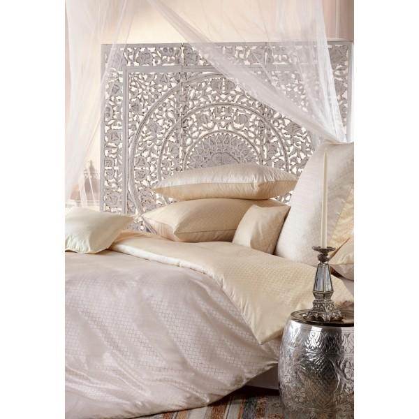 curt bauer mako brokat damast bettw sche alisar king size. Black Bedroom Furniture Sets. Home Design Ideas