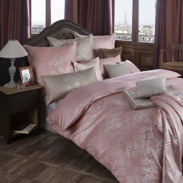 curt bauer mako brokat damast wendebettw sche juliette. Black Bedroom Furniture Sets. Home Design Ideas
